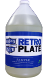 RetroPlate | Gallon Sample