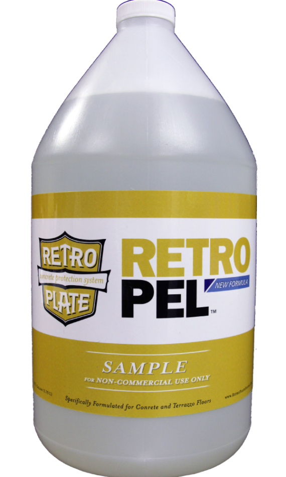 Retropel Gallon Curecrete Distribution Inc